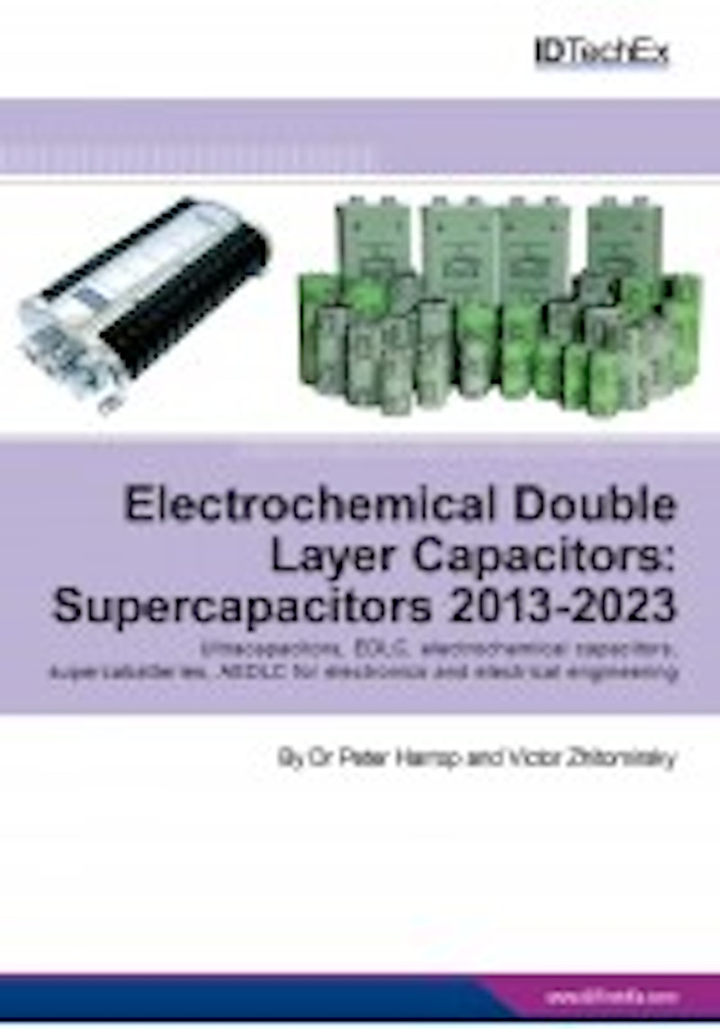Supercapacitor replaces battery - again | Electric Vehicles