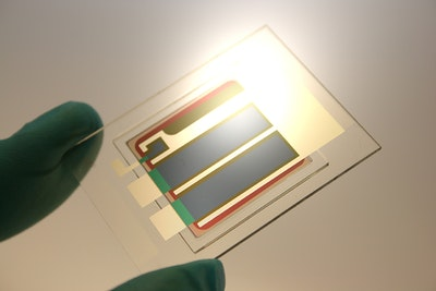 New world record for organic solar cell efficiency