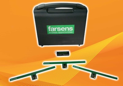 Battery free sensor kits from Farsens