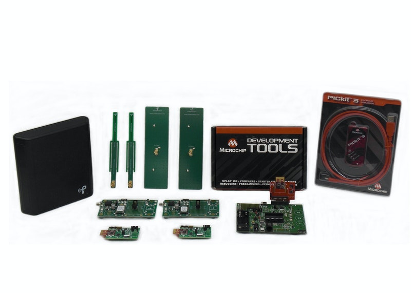 Microchip and Powercast Debut World's First RF Energy