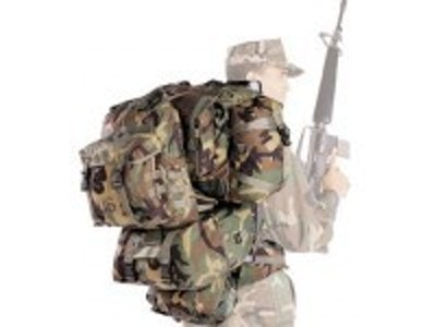 Reducing the weight of military manpacks with energy harvesting