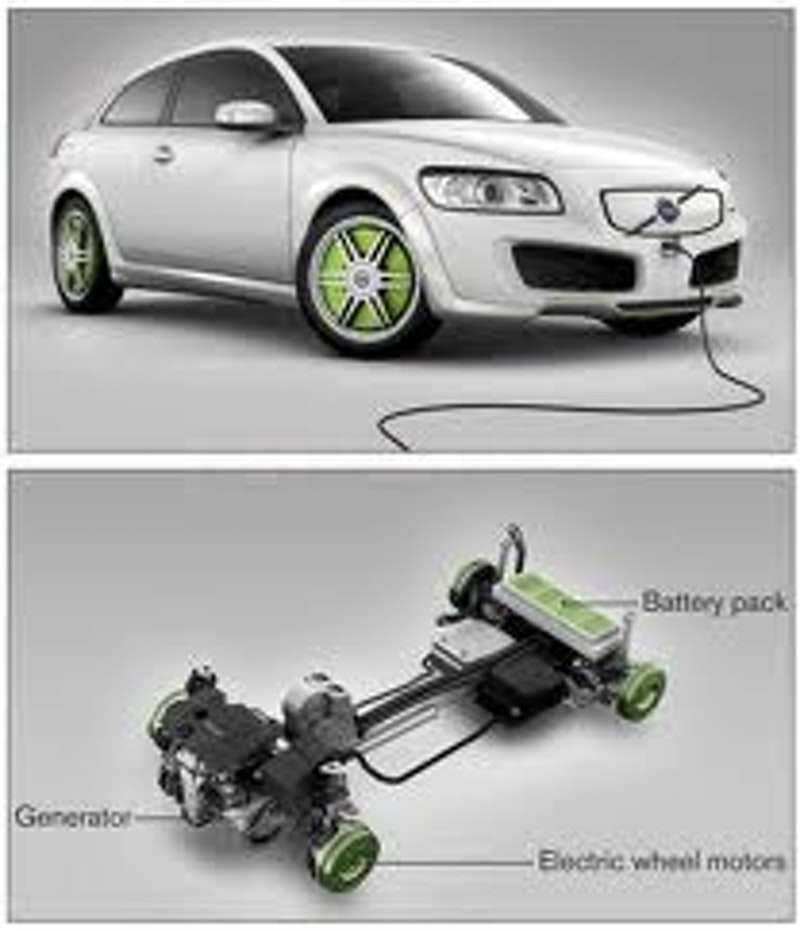 Volvo Cars And The Development Of Inductive Charging Electric