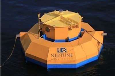 Wave energy conversion device gets positive results