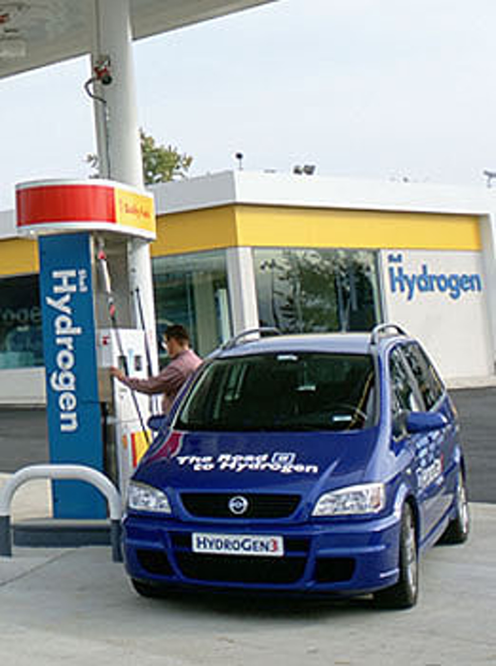 Doe Hyundai Mercedes Nissan And Toyota In Fuel Cell Initiative
