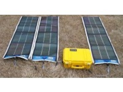 Portable solar power solutions