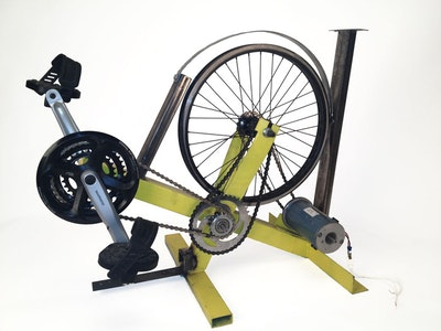 Pedal power for everyday tasks