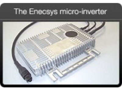 Investment in groundbreaking solar micro-inverter technology