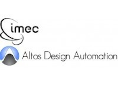 Imec and Altos collaborate on chip design and prototyping service