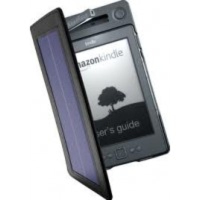 Solar power for Kindle