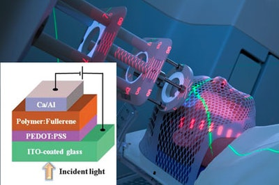 Nanorobots powered by near-infrared light