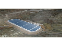 Panasonic view of the Tesla Gigafactory