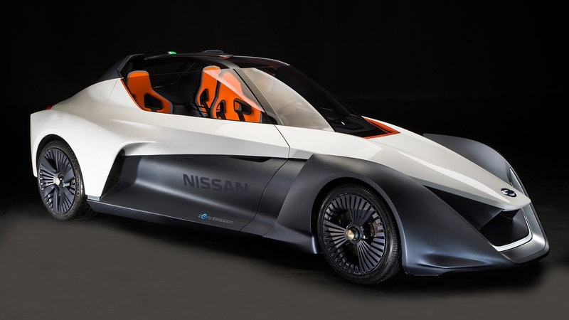 Prototype high-performance electric vehicle debuts in Rio de