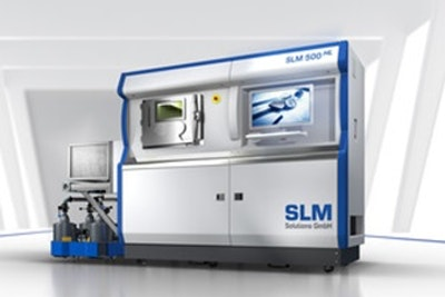 Major 3D printing players Arcam and SLM Solutions to be bought by GE