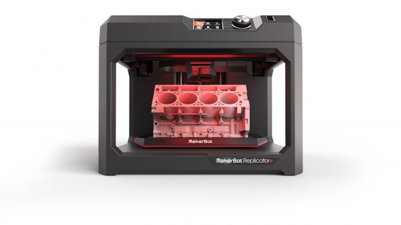 Makerbot launches new 3D printing solutions