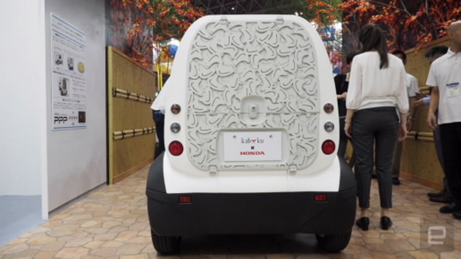 Honda to use 3D printing to customise micro EVs | IDTechEx