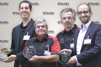 IDTechEx Show! USA 2016 Award Winners