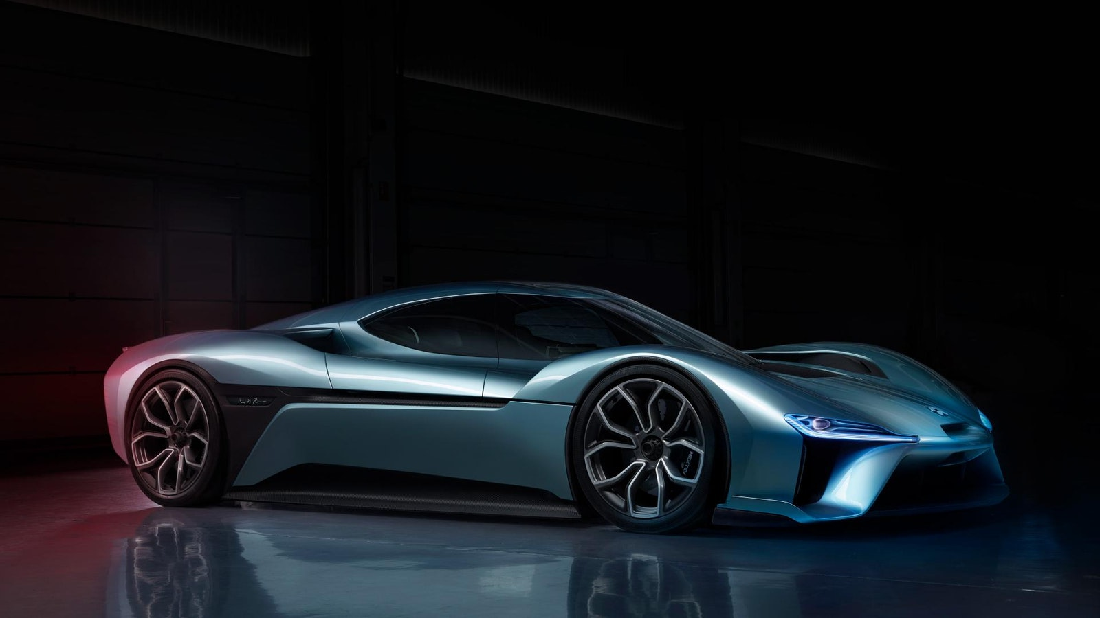 Chinese Supercar Shows The Future