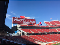 Inside Levi's Stadium: where entertainment meets technology