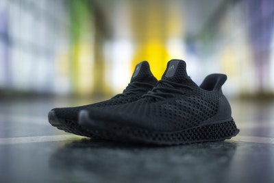 Adidas launches its first 3D printed shoe