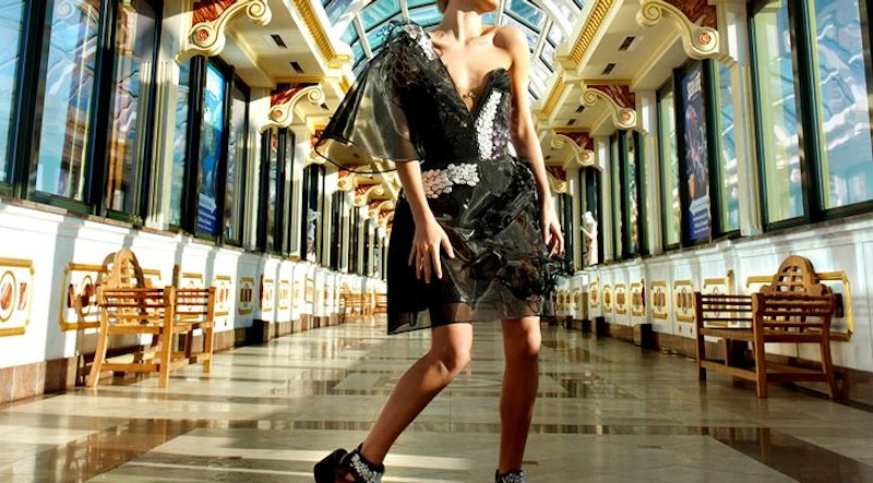The Little Black Graphene Dress Of The Future Wearable Technology