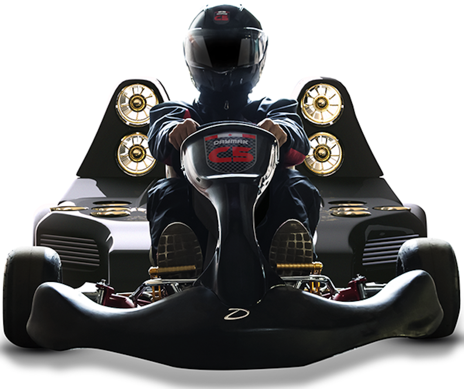 Daymak Inc Has Announced Its New Product Called C5 Blast Go Kart What The Team Believe Will Be Fastest Electric In World