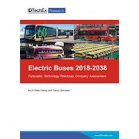 Electric Buses 2018-2038 - Electronic and 1 Hardcopy (6-10 users)