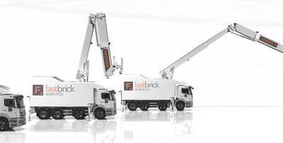 Fastbrick Robotics enters agreement with Caterpillar