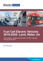 Fuel Cell Electric Vehicles 2018-2028: Land, Water, Air