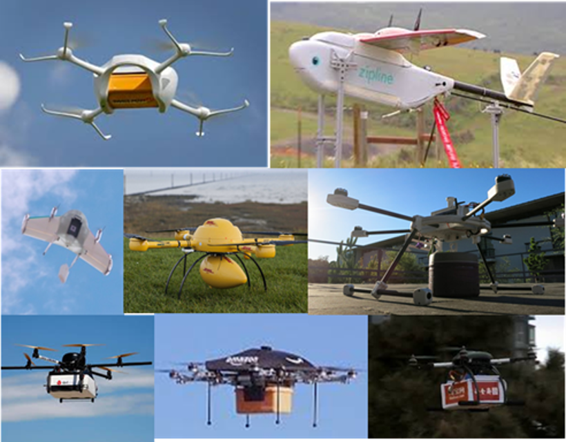 Drone Delivery Publicity Stunt Or Game Changer In Instant Fulfilment