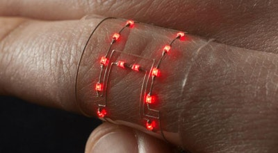 Low-cost wearables manufactured by hybrid 3D printing