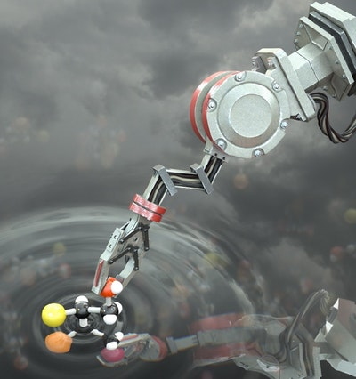 World's first molecular robot capable of building molecules
