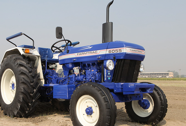 India's first electric tractor concept