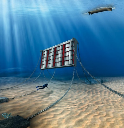 Turning ocean currents into electricity
