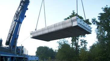 World's first 3D printed reinforced concrete bridge opened