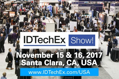 Record Number of Exhibitors for the IDTechEx Show! on Nov 15-16