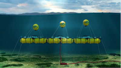 New development phase for wave energy device