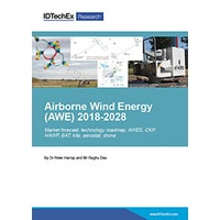Airborne Wind Energy (AWE) 2018-2028 - Electronic (1-5 users)