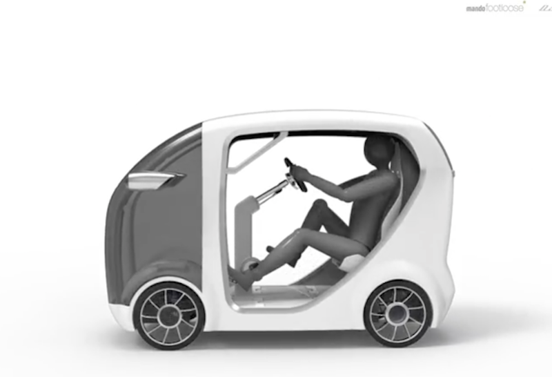 Self-charging electric bike | Electric Vehicles Research