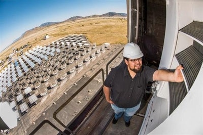 Fractal-like concentrating solar power receivers are better