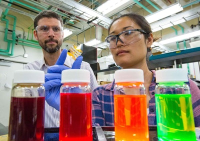 New quantum dot solar cell world record