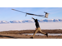 When solar-powered drones meet Arctic glaciers