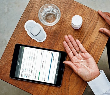 FDA approves first digital pill