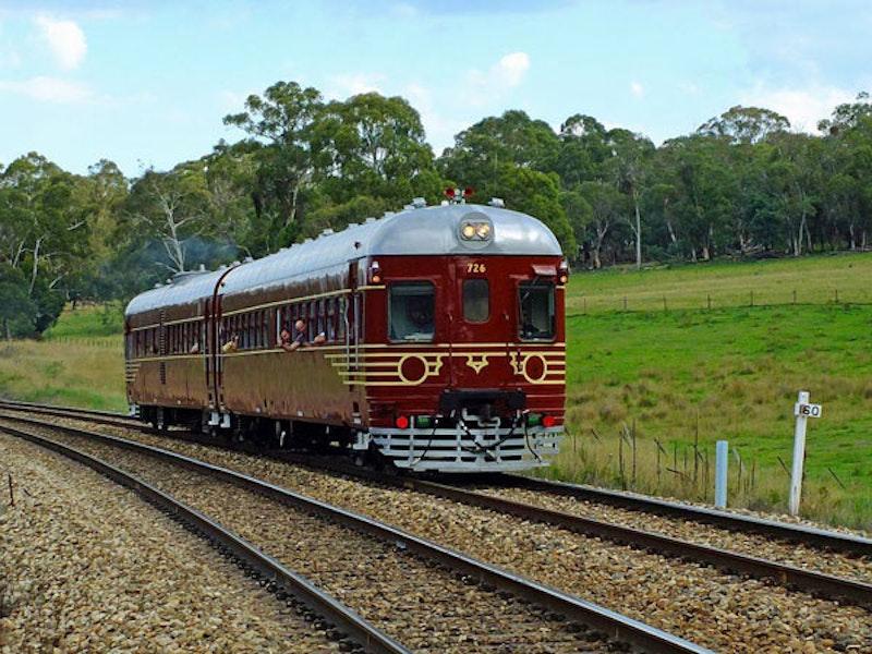 Australian solar train ready | Electric Vehicles Research