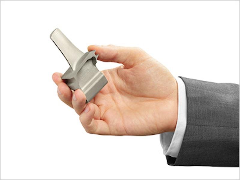 First 3D-printed gas turbine blades: Siemens wins award | 3D