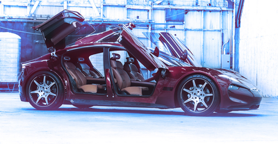 EMotion all new electric vehicle from Fisker