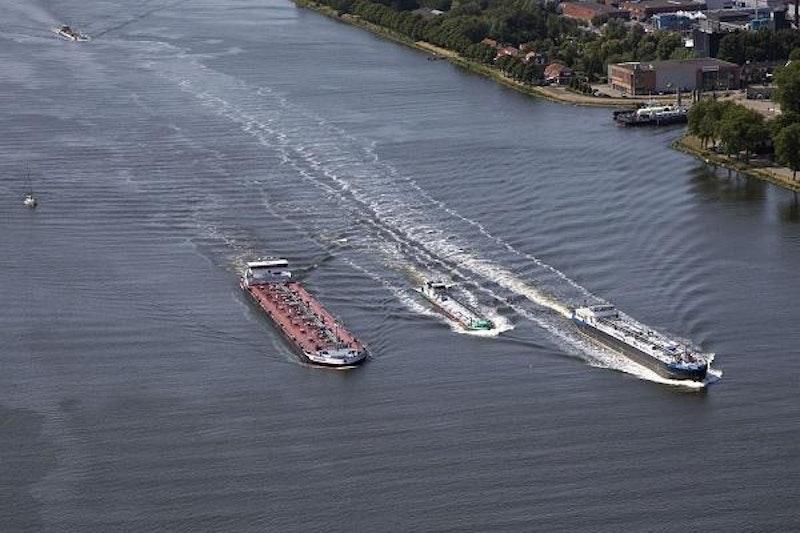 Port Of Amsterdam Emission Free Vessels Discount