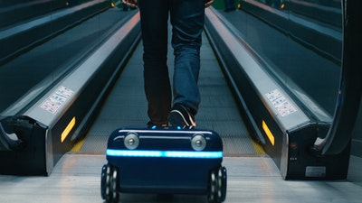 Robotic luggage on the horizon