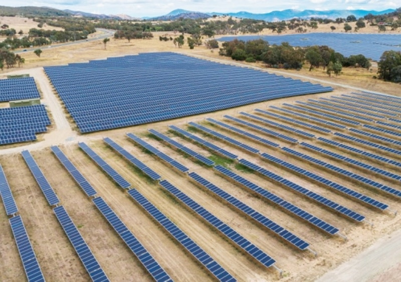 Unsw Signs World First Solar Energy Agreement Off Grid Energy