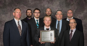 Award for wearable radiation detection technology
