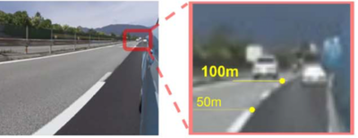 AI for coming mirrorless cars